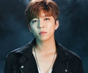 "U-Kiss' Soohyun ""Stalker"" promotional picture."