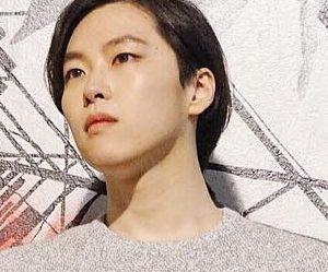 24Hour's member Hyukjae.
