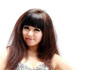 Black Queen's former member Hyuna.