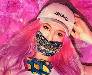 "D.Holic's EJ ""Color Me Rad"" promotional picture."