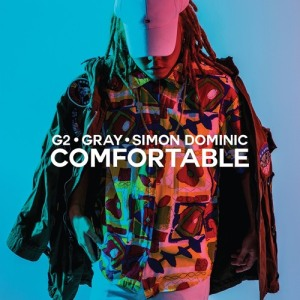"Album art for G2's album ""Comfortable"""
