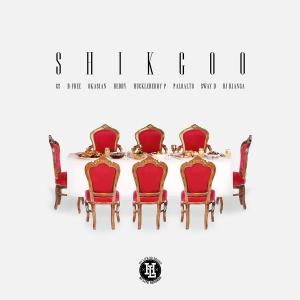 "Album art for G2's album ""Shikgoo"""