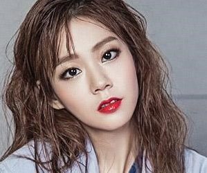 Han Seung Yeon's promotional picture.