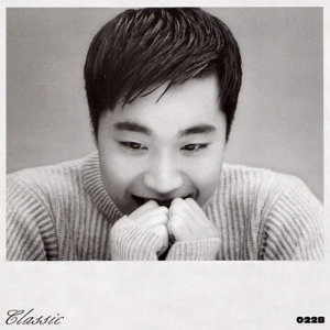 "Album art for Jo Sung Mo's album ""Classic"""
