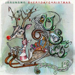 """Album art for Jo Sung Mo's album """"Everyday Christmas"""""""