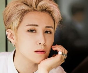 pureboy's sangyun promotional picture.