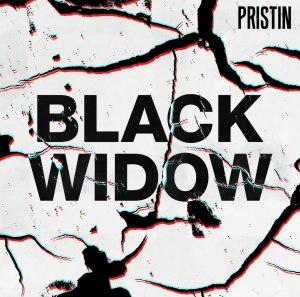 "Album art for Pristin's album ""Black Widow (Remix)"""