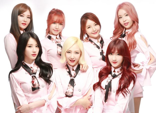 "Wanna.B's ""Why"" promotional picture."