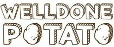 Welldone Potato's logo.