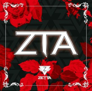 "Album art for Zetta's album ""ZTA"""