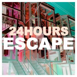 "Album art for 24Hours's album ""Escape"""