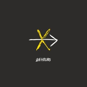 """Album art for 24Hours's album """"No Way Out"""""""