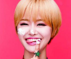 "Badkiz' Lua ""Hothae"" promotional picture."