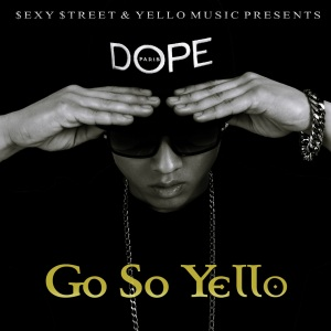 "Album art for C Jamm's album ""Go So Yello"""