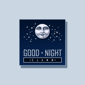 "Album art for C Jamm's album ""Good Night"""