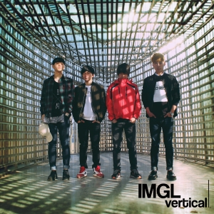 "Album art for IMGL's album ""Vertical"""