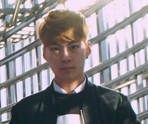"IMGL's Jaehoon ""Vertical"" promotional picture."