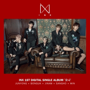 "Album art for INX's album ""Alright"""