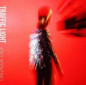 "Album art for Jero's album ""Traffic Light"""