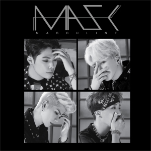 """Album art for MASC's album """"Strange"""""""