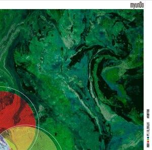 """Album art for myunDo's album """"RGB pt.(0,255,0)"""""""