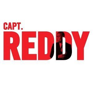 "Album art for Reddy's album ""Capt. Reddy"""