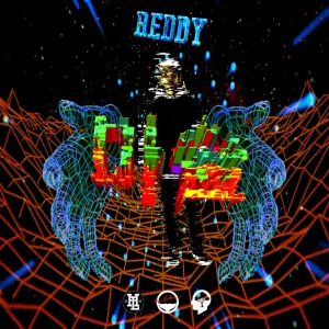 "Album art for Reddy's album ""Magic"""