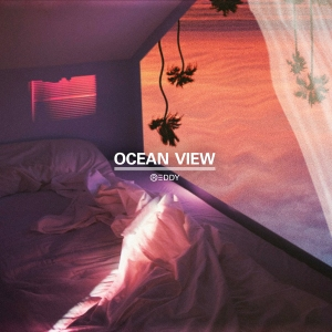 "Album art for Reddy's album ""Ocean View"""