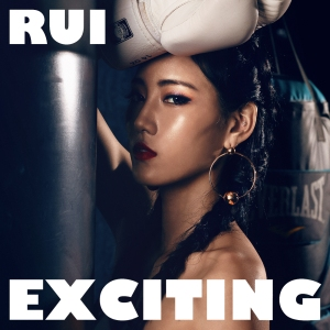 "Album art for Rui (N-Bulance)'s album ""Exciting"""