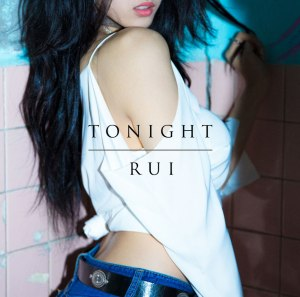 "Album art for Rui's album ""Tonight"""