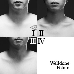 "Album art for Welldone Potato's album ""Emptry Streets"""