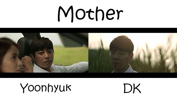 "The members of December in the ""Mother"" MV"