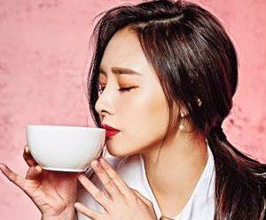 """Dalshabet's Woohee """"Fri Sat Sun"""" promotional picture."""