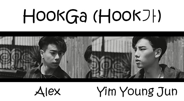 "The members of High4:20 in the ""HookGa"" MV"