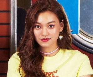 "IOI's Doyeon ""Miss Me"" promotional picture."