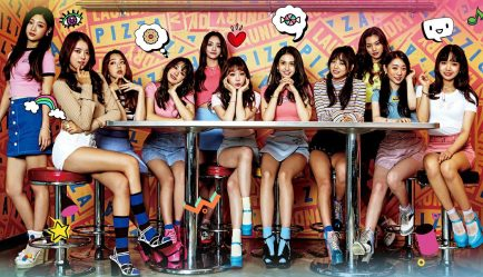 "IOI's ""Miss Me"" promotional picture."
