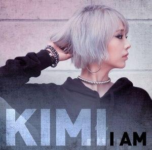 """Album art for Kimi's album """"I Am"""""""