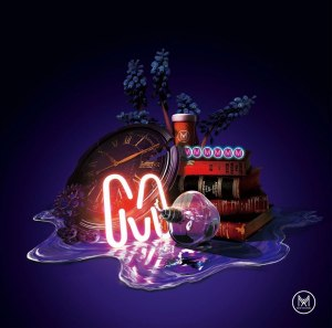 "Album art for Movning's album ""M"""
