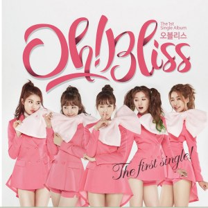 "Album art for Oh!Bliss's album ""Bunny Bunny"""
