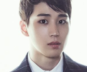 "One.Case's Chanseok ""Baby"" promotional picture."