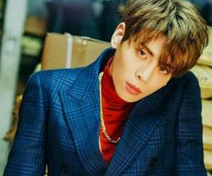 "Shinee's Jonghyun ""1 of 1"" promotional picture."
