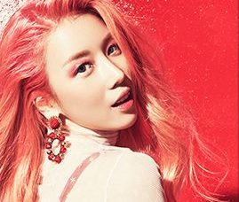 "Sixth Sense's Jiyul ""Feel Me"" promotional picture."