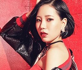 "Sixth Sense's Roa ""Feel Me"" promotional picture."