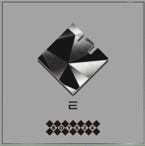 """Album art for Boys24's album """"E (28 Boys Ver)"""""""