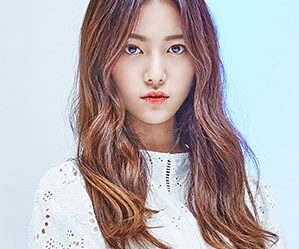 "Momoland's Jane ""Welcome to Momoland"" promotional picture."