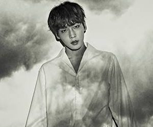 """Snuper's Sangil """"Rain of Mind"""" promotional picture."""