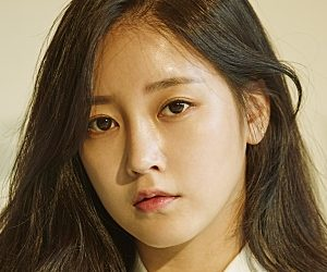 """T-ARA's Soyeon """"Remember"""" promotional picture."""
