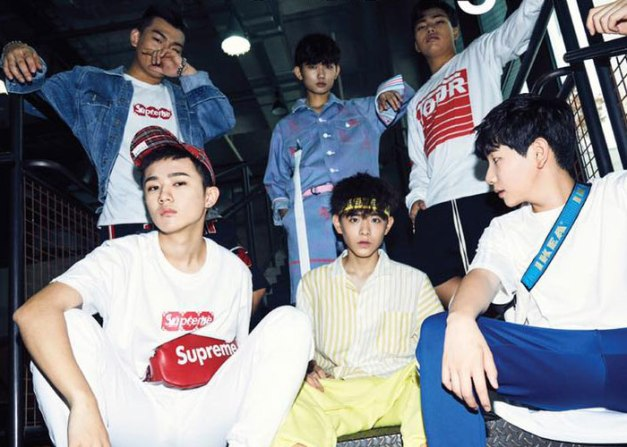 "The Eastlight.'s promotional picture for ""Six Senses"""