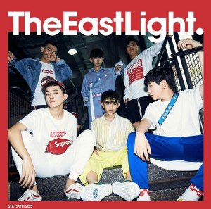 "Album art for The Eastlight.'s album ""Six Senses"""