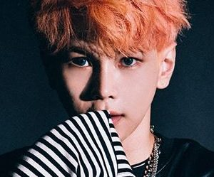 "Topp Dogg's Hansol ""First Street"" promotional picture."